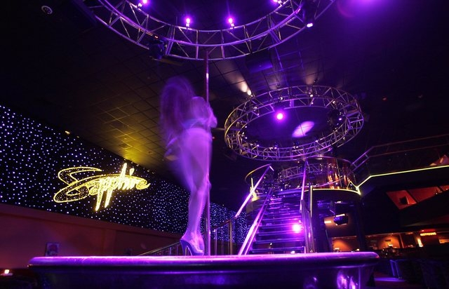 sapphire nightclub review Vip sapphire gentlemen's club admission with limo transportation sapphire lv was recently voted 'best gentlemen's club' by the las vegas review journal in their annual 'best of las vegas' competition.
